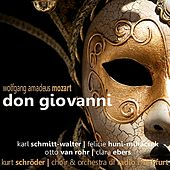 Mozart: Don Giovanni by Choir and Orchestra of Radio Frankfurt