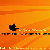 Mozart: Symphonies Nos. 39, 40 by Concertgebouw Orchestra of Amsterdam
