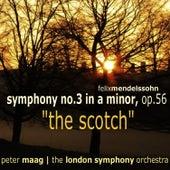 Mendelssohn: Symphony No. 3 by London Symphony Orchestra