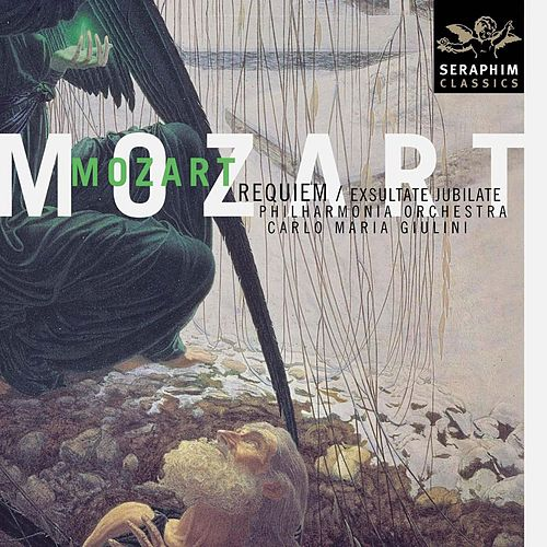 Mozart: Requiem/Exsultate Jubilate by Various Artists