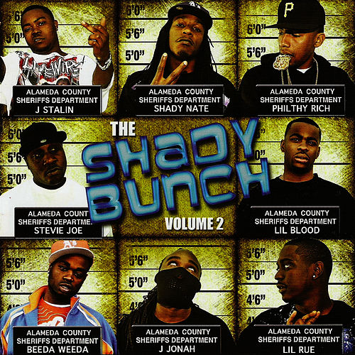 The Shady Bunch Vol. 2 by Shady Nate