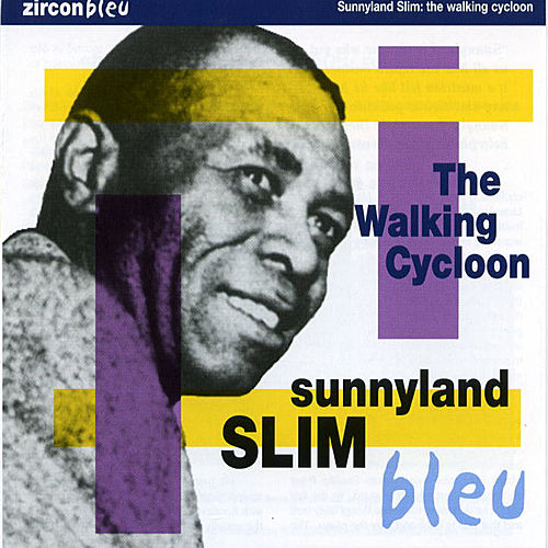The Walking Cycloon by Sunnyland Slim