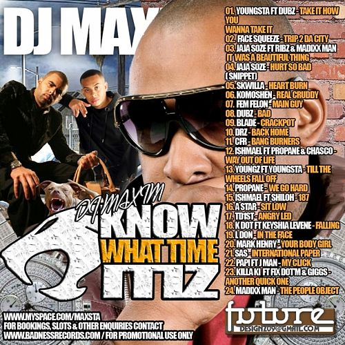 Know What Time It Iz by Various Artists