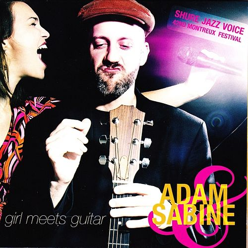 Girl meets Guitar by Adam (Afghani)