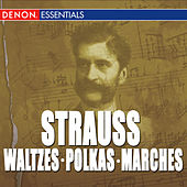 Great Strauss Waltzes, Polkas & Marches: Peter Falk & The Viennese Folk Opera Orchestra by Orchester Der Wiener Volksoper