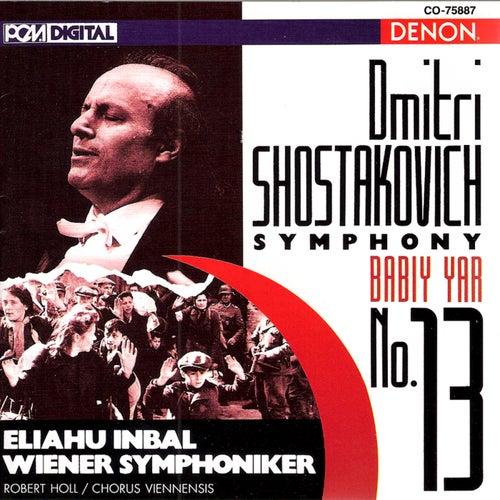 Shostakovich: Symphony No. 13,