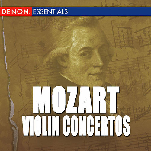 Mozart: Violin Concertos Nos. 1-5 & Rondos for Violin by Various Artists