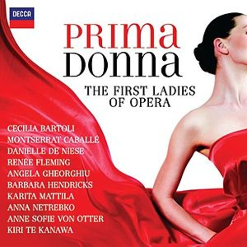 Prima Donna - The First Ladies Of Opera by Various Artists