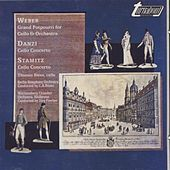 Weber, Danzi, Stamitz: Works for Cello and Orchestra by Various Artists