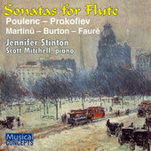Sonatas for Flute by Jennifer Stinton