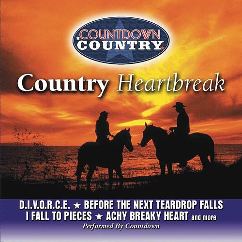 Country Heartbreak by Countdown
