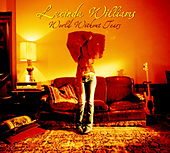 WWT Bonus Cuts by Lucinda Williams