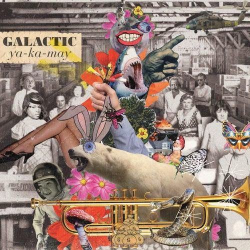 Ya-Ka-May [Deluxe Edition] by Galactic