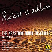 Washburn, R.: Partita / Brass Quintet / Symphony for Band / Suite / Concertino by Various Artists