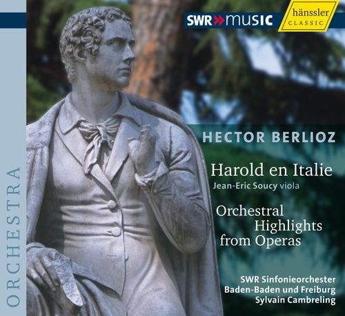 Berlioz, H.: Harold En Italie / La Damnation De Faust by Sylvain Cambreling