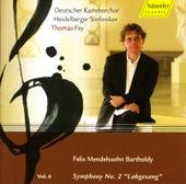 Mendelssohn, Felix: Symphony No. 2,