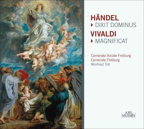 Handel, G.F.: Dixit Dominus / Vivaldi, A.: Magnificat by Dorothea Roschmann