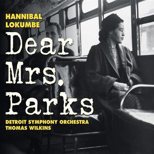 Lokumbe, H.: Dear Mrs. Parks by Janice Chandler-Eteme'