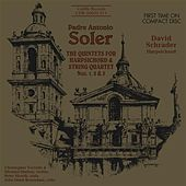 Soler: Quintets for Harpsichord and Strings by Christopher Verrette