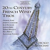 20th Century French Wind Trios by The Chicago Chamber Musicians