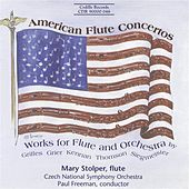American Works for Flute And Orchestra by Mary Stolper