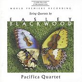 Blackwood: String Quartet Nos. 1-3 by Pacifica Quartet