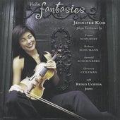 Schubert / Schumann / Schoenberg / Coleman: Violin Fantasies by Jennifer Koh