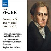 Spohr, L.: Concertos for 2 Violins, Nos. 1 and 2 by Henning Kraggerud