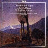 Respighi: La Sensitiva / La Pentola Magica / Aretusa von Damiana Pinti