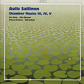Sallinen: Chamber Music Iii, Vi and V / Introduction and Tango Overture / Elegy for Sebastian Knight by Various Artists