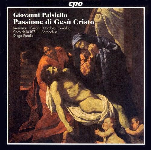 Paisiello: Passione Di Gesu Cristo (La) by Roberta Invernizzi