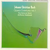 Bach, J.C.: Opera Overtures, Vol. 1 by Anthony Halstead