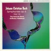 Bach, J.C.: Symphonies (Complete), Vol. 2 - Symphonies, Op. 6 by Anthony Halstead