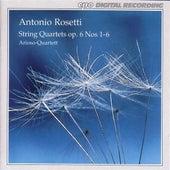 Rosetti: 6 String Quartets, Op. 6 by Arioso Quartet