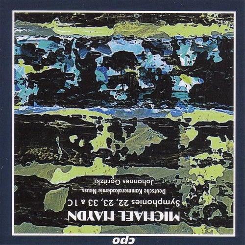 Haydn, M.: Symphonies by Johannes Goritzki