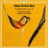 Bach, J.C.: Symphonies (Complete), Vol. 3 - Symphonies, Op. 8 by Anthony Halstead