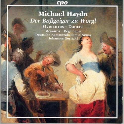 Haydn, M.: Overtures and Dances by Johannes Goritzki