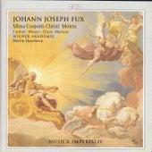Fux: Missa Corporis Christi / Motets by David Cordier