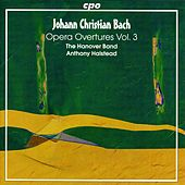 Bach, J.C.: Opera Overtures, Vol. 3 by Anthony Halstead
