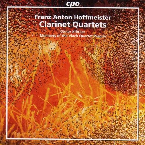 Hoffmeister: Clarinet Quartets by Dieter Klocker