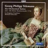 Telemann: 6 Orchestral Suites by Michael Schneider (2)