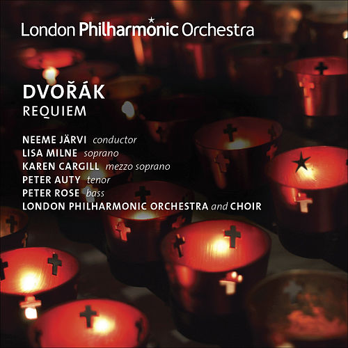 Dvorak, A.: Requiem by Lisa Milne