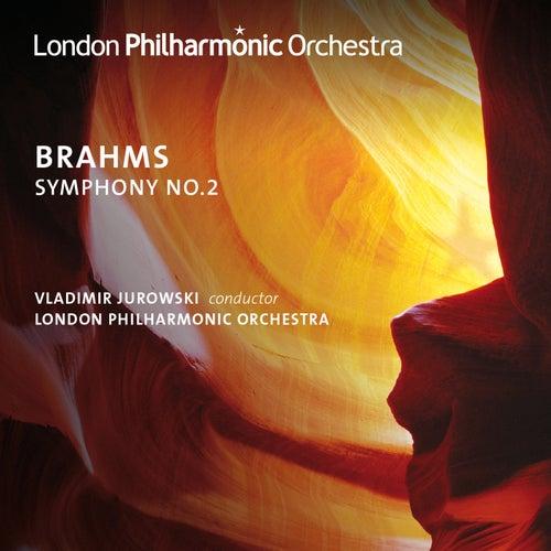 Brahms, J.: Symphony No. 2 by Vladimir Jurowski