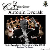 Dvorak: 16 Slavonic Dances by State Symphony Orchestra of the USSR
