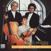 Dvořák & Shostakovich: Piano Trios by Arman Trio