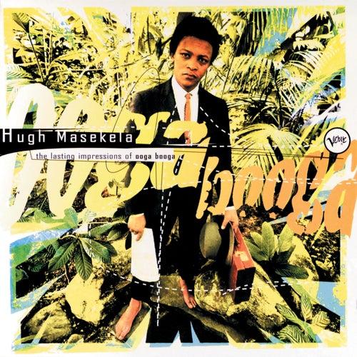 The Lasting Impression Of Ooga Booga by Hugh Masekela