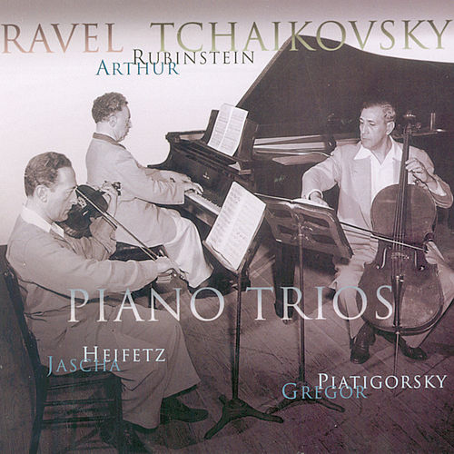 Ravel / Tchaikovsky: Piano Trios by Various Artists