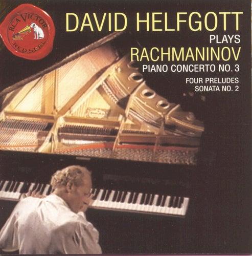 Plays Rachmaninov by Sergei Rachmaninov