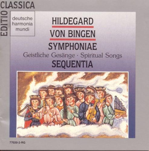 Symphoniae by Hildegard von Bingen
