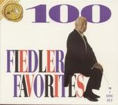 100 Fiedler Favourites by Arthur Fiedler